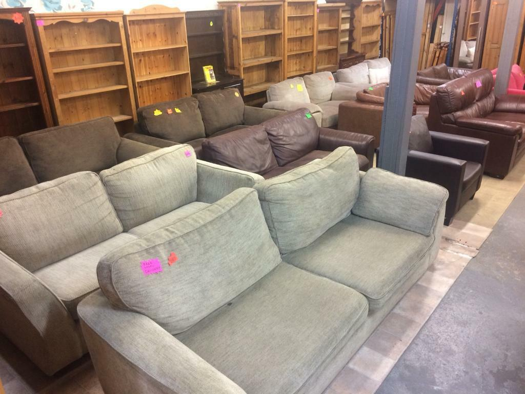 Quality Used Sofa Set Arm Chairs