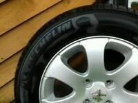 Peugeot 307 wheels