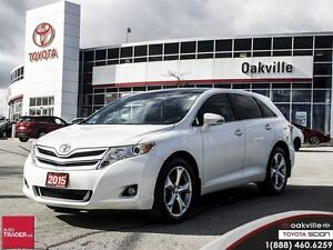 2015 Toyota Venza XLE/ AWD / Navigation / Panoramic Roof / Back