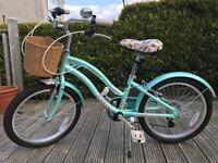Girls Raleigh West Bay bike