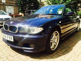 BMW 318CI M-SPORT 2004! QUICK SALE
