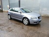 Audi A3 Sport 2.0 TDI Diesel Sat Nav Reverse Camera FSH S3 Alloys Cheap Car