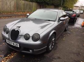 Jaguar s type 2.7 sports auto