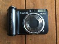 Canon PowerShot A640 10mp great condition