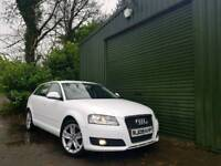 AUDI A3 1.9 TDIE SPORT IN IBIS WHITE FINANCE AVAILABLE