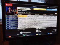 ** PANASONIC TX-P42X60B 2013 PLASMA TELEVISION **