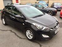 HYUNDAI I30 1.6 DIESEL, 2012, FSH, FREE ROAD TAX **FINANCE THIS FROM £36 PER WEEK**