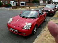 MR2 ROADSTER FOR SALE OR SWAP