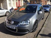 STRAIGHT SWAP or SELL VW GOLF R32