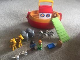 Playmobil 1 2 3 Noah's Ark