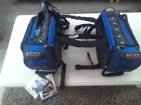 Oxford Firetex Pannier rucksack