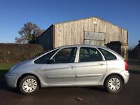 Selling as we're moving to Australia - Reliable Citroen XSARA Picasso - MOT until end July