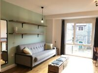 Double Room in 2 bed flat - 15 min walk to Harbourside and city center