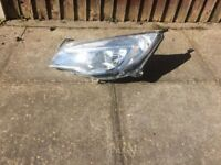 Vauxhall Astra 2012 Headlight Mint Condition