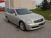 2006 Infiniti G35 NEW TIRES AND BRAKES