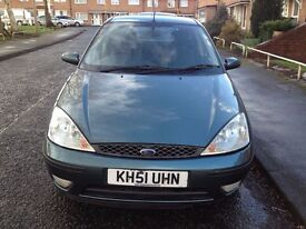 Ford Focus 1.6 AUTOMATIC Year 2002