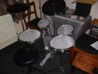 dragon practise drums