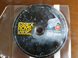essex boys law of survival dvd