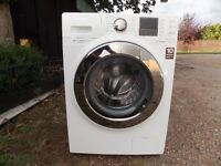 Samsung washing machine with 12kg load refurbished with warranty