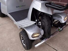 Mobility Scooter Quingo Vitess Version 2 * BRAND NEW 67 PLATE NEVER USED*