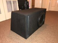 """DC Audio level 4 12"""" subwoofer 1000watts RMS Dual 2 Ohm"""