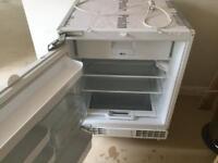 Integrated Bosh under-counter fridge