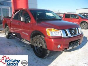 2013 Nissan Titan PRO-4X | Stacked With Features!