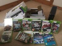 Xbox 360 with Kinect 250Gb Boxed