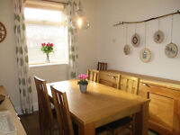 Large double room in newly refurbished Chester house with off-road parking