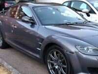 Mazda RX-8 PZ 2.6 Top of Range 2006 low miles