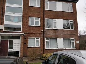 Two double bedrooms to rent - walking distance from Manchester University & MRI