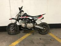 2017 Stomp Juicebox 110CC Semi Auto Pit Bike Pitbike