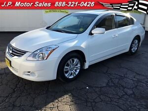 2012 Nissan Altima 2.5 S, Automatic, Heated Seats, Sunroof