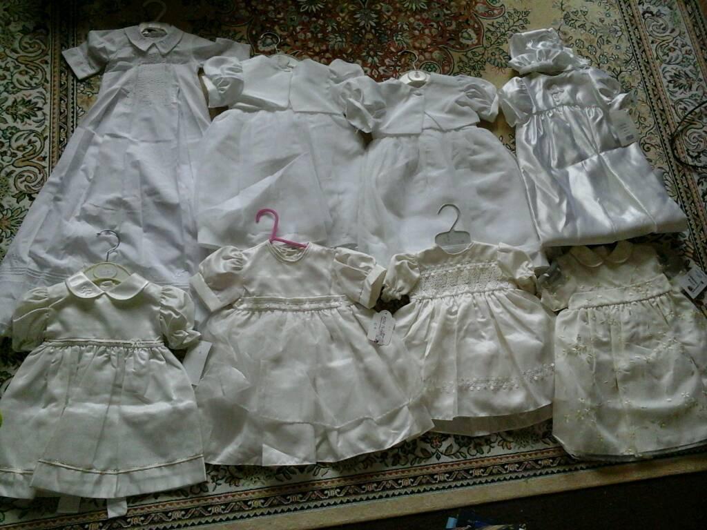 Girls white dresses