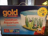 Aquarium starter pack