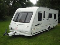 ELDDIS ODYSSEY 2008 MOTOR MOVER 4 BERTH FIXED ISLAND BED PX WELCOME