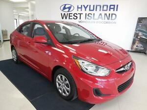 2012 Hyundai Accent GL Berline/Sedan 46$/semaine