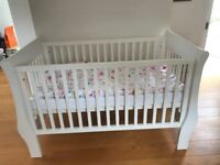 White Company Cot / Cot bed