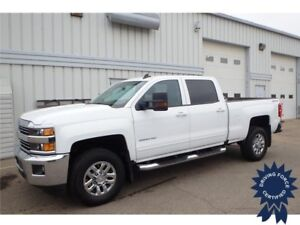 2016 Chevrolet Silverado 2500HD LT 6.6 Ft Short Box, 6 Passenger