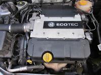 VAUXHALL VECTRA C GSI 2004 3.2 V6 Z32SE ENGINE PACKAGE 92k UPGRADE
