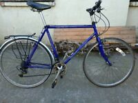 Claud Butler legend C50 touring hybrid bike Bristol Upcycles Delivery available