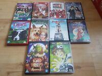 childrens dvd bundles £3 each collection antrim