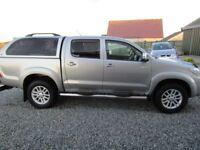 Toyota Hilux Invincible 64 Plate No VAT