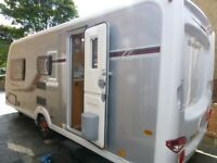 Swift Conqueror Touring Caravan