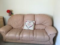 Sofa 3+1+1 in good condition-Free to collect from Newbury