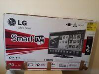 "Excellent 32"" LG LED SMART TV full hd ready 1080p freeview inbuilt"