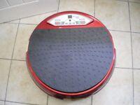 Vibropower vibration plate. £90. ONO