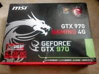 MSI 970 4Gb gaming and intel G3258
