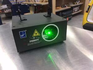 Projecteur laser spot BIG DIPPER F02RGY II **excellente condition**  #F016234