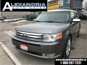 2009 Ford Flex Limited/AWD/LEATHER/7 passengers